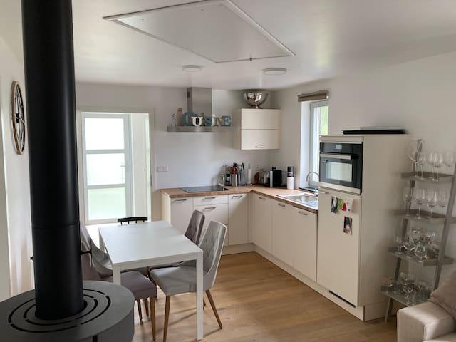 Appartement  meublé  au calme avec Jardin