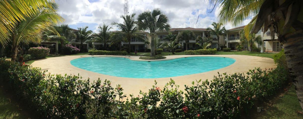 Amazing apartment, amazing view!!! - Punta Cana - Apartamento