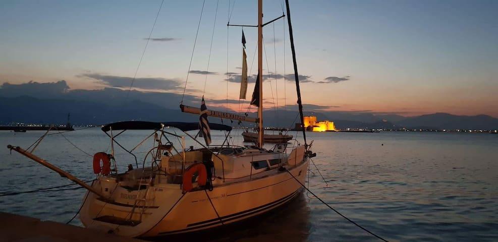 """Sailing Nafplio """"Thelmagic"""""""