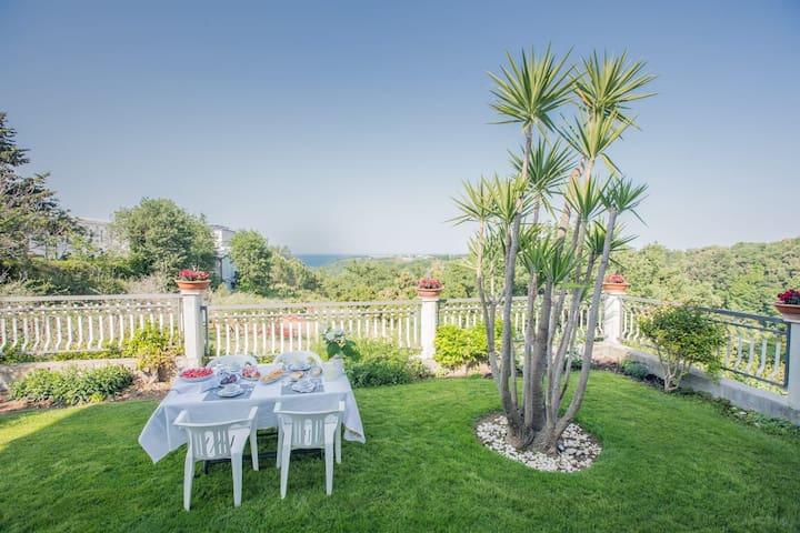 Il giardino di remo e santina pensione in affitto a - Giardino d abruzzo ...