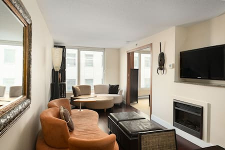 Bohemian 1BR in Old Montreal - Montréal