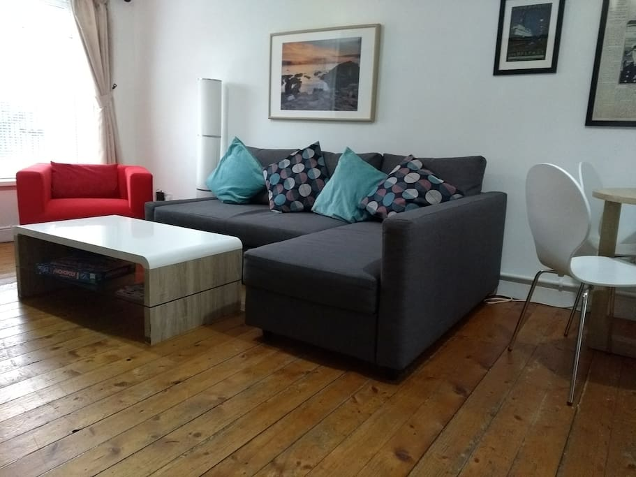 """""""This place had a fantastic and perfect location, garden terrace, and great amenities. Anyone visiting Belfast should stay here!! """" Jessica"""