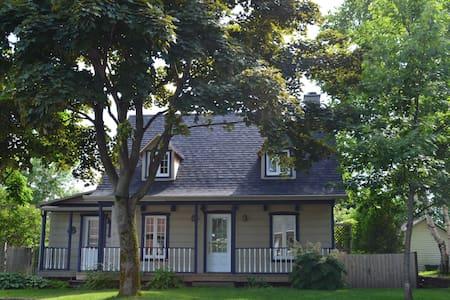 Maison canadienne, à proximité de Québec - Saint-Augustin-de-Desmaures