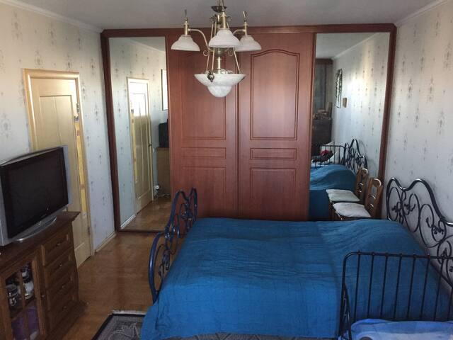 Однокомнатная Квартира с панорамным видом