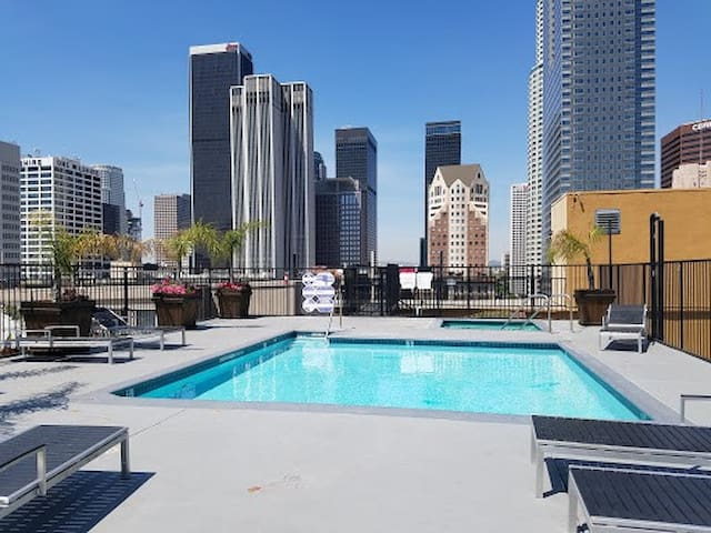 Spacious studio loft DTLA - Los Ángeles - Loft