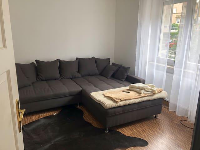 Gesamte Wohnung in der Innenstadt - bis zu 4 Gäste