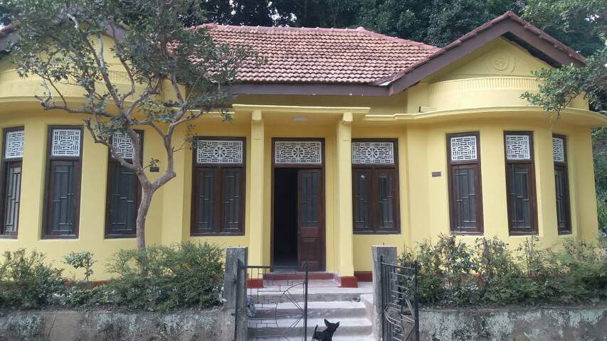 Sooriya Villas Rangala Knuckles Range
