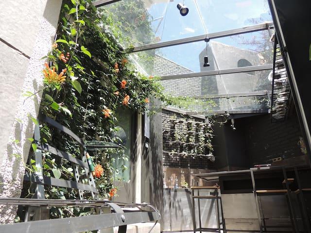 The Biotope Boutique House, La Paz's eco B&B