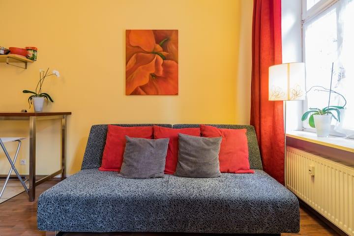 6 Pretty Apartment in Prime Location