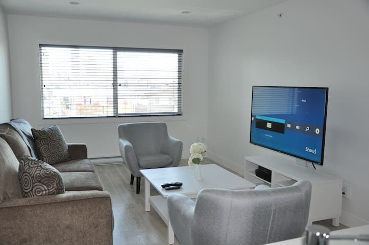 Modern 1 bedroom apartment in North Burnaby