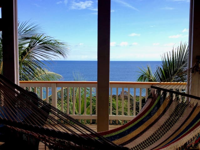 Ocean Views, Steps to the Pool & Walk to the Beach
