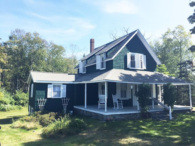 Charming Pemaquid Cottage - Bristol - Casa