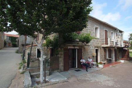 Loue deux pièces tout confort à Monacia d'Aullène - Monacia-d'Aullène - 公寓