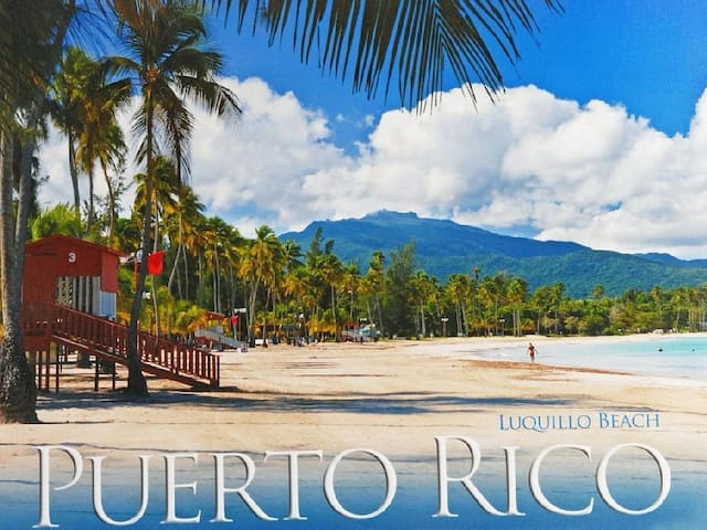 The Perfect Family Beach Getaway - Luquillo - House