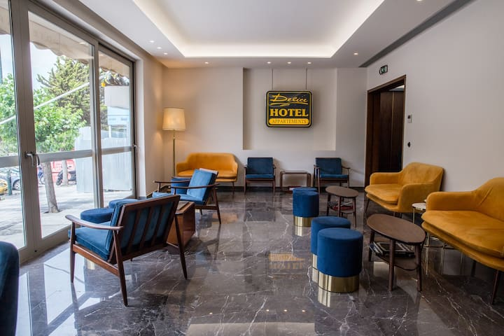 Delice Serviced Appartments - Ground floor