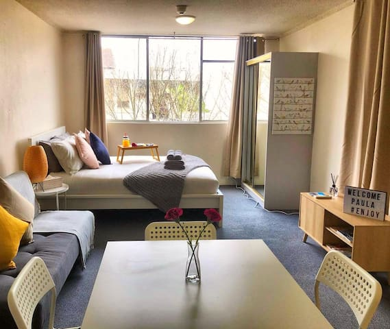 Charming studio in the heart of Sydney at Oxford