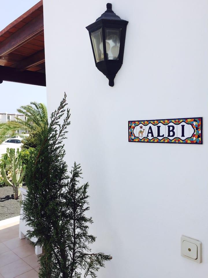 ALBI HOUSE A very good choice.