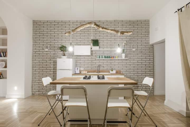 Ramé - home design - la tua casavacanza a Napoli