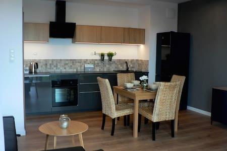 Apartament na Komandorskim Wzgórzu / Sea Apartment - Gdynia