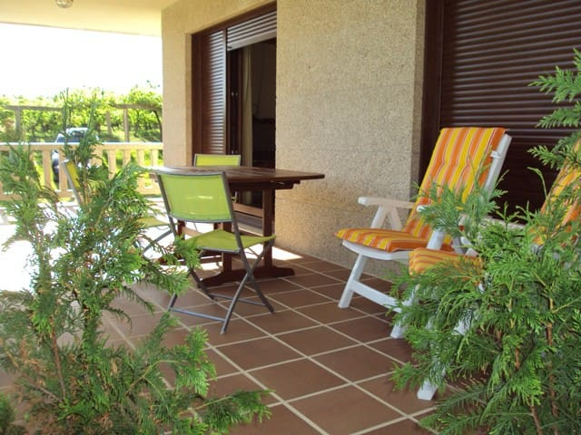 APARTAMENTO PLAYA  AREAS