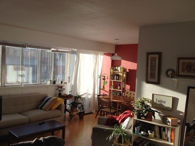 Bright & spacious 1 bdrm (downtown) - Ottawa - Pis