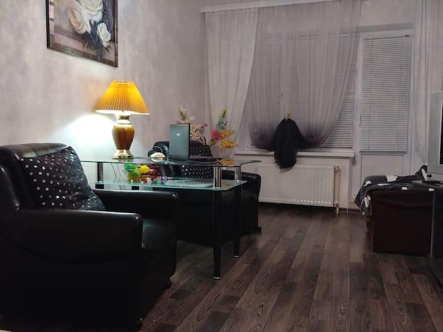 Современная, комфортабельная квартира.