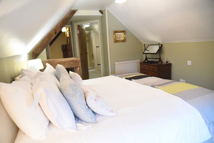 Super king/Twin · En suite room near Hay on Wye