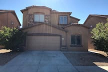 A PlaceTo Call Home In North West Tucson Near 1-10