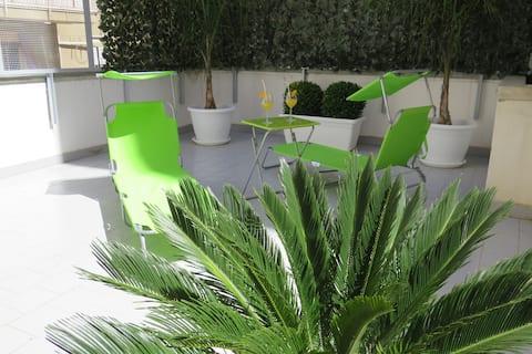 Sofi apartment - Relax in terrace