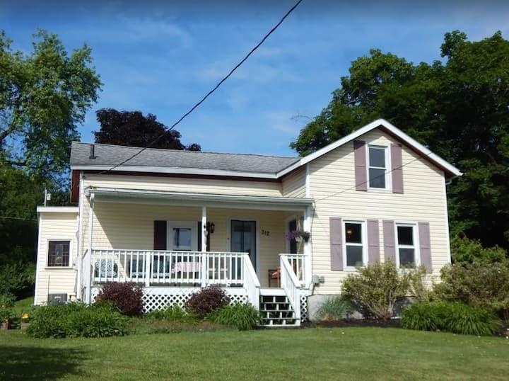 Charming Village Home Near Downtown Watkins Glen!