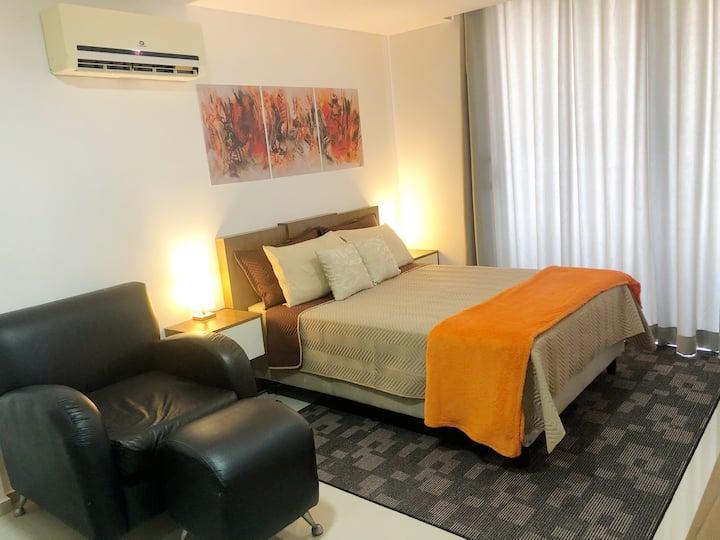 Apartamento Funcional y Discreto (91)Torre Baruc