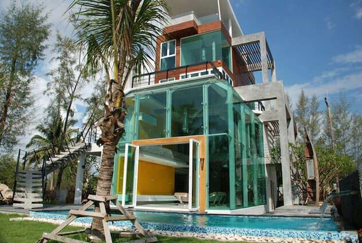 The Loft Natai - Villa