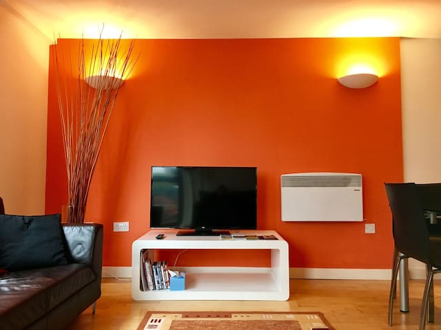 An en-suite room in central Man! - Manchester - Apartment