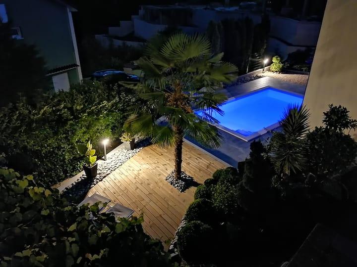 Lux Villa with private pool