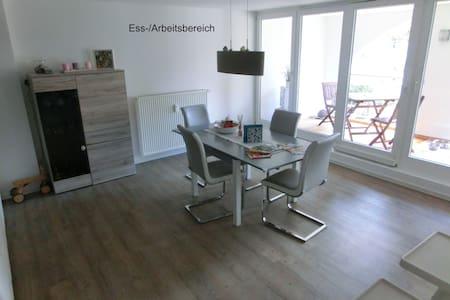 2-Zi-Wohnung mit Loggia in Stralsunder Altstadt - Apartment