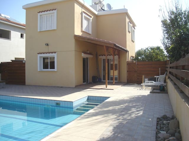 Cozy Villa 3-bedroom near Nissi Beach - Ayia Napa