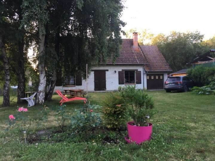 Maison en Sologne, entre nature et patrimoine