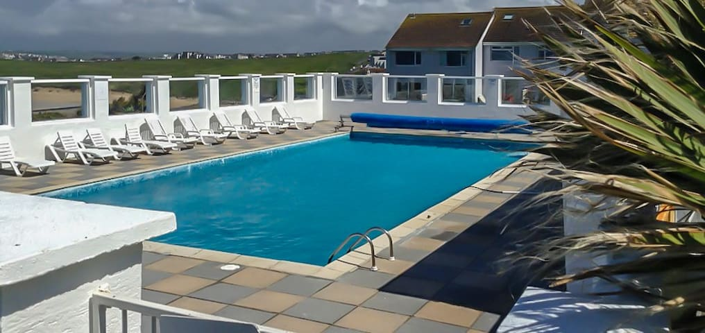 34 Surf View Beach House Newquay