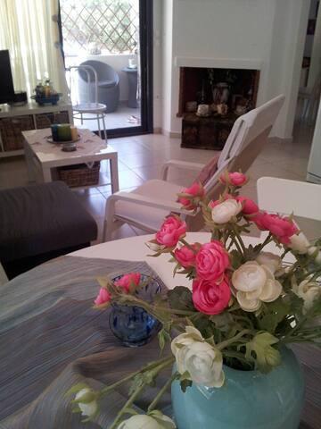 Διαμέρισμα δίπλα στην θάλασσα - Chalkidiki - Apartment