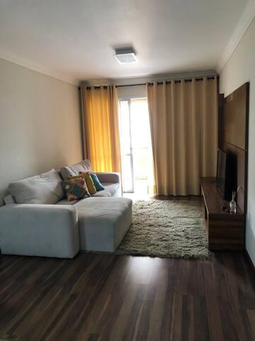 Apartamento em bairro nobre de Joinville