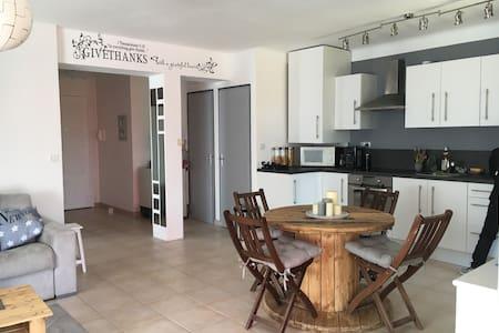 Appartement au coeur d'un village provençal