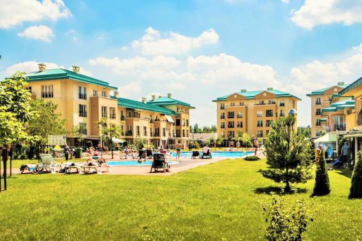 Bucharest Apartment - Luxurious Residence - Voluntari - Apartamento
