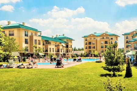 Bucharest Apartment - Luxurious Residence - Voluntari - Leilighet