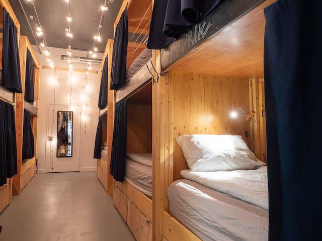 BunkHaus Hostel: Dorm Bed