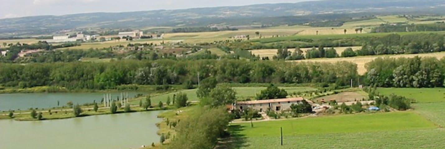 Grand gîte rural entre lacs et Canal du midi