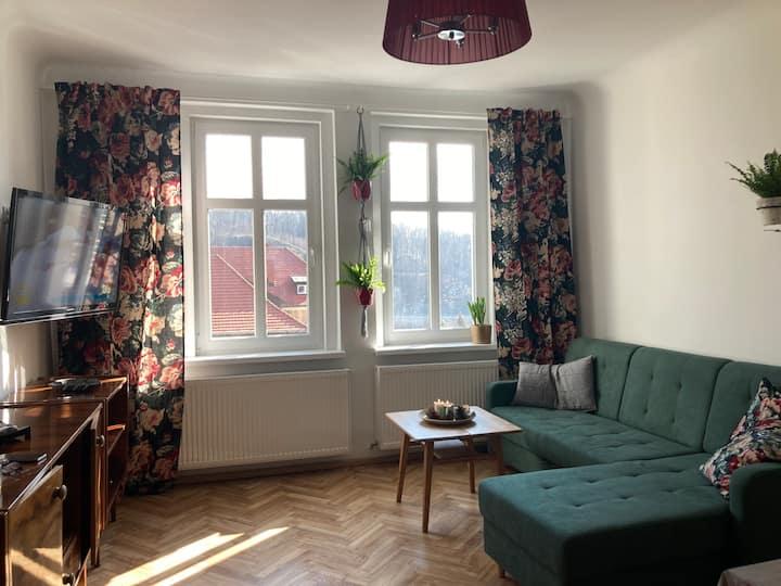 Apartament Stara Kamienica 1930r.