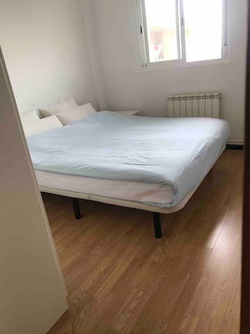 Double Room which is tidy,bright,roomy and cozy