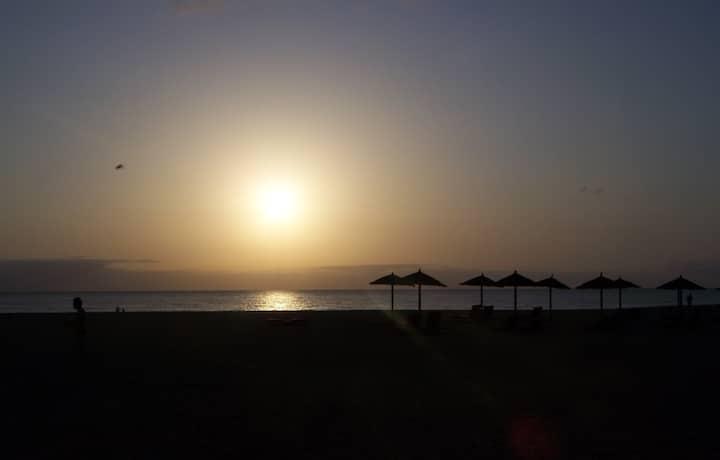 Luxury 2bed apt with a/c  Santa Maria, Cape Verde
