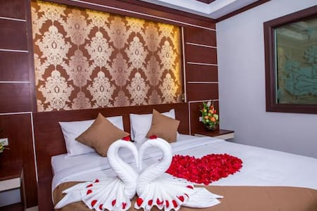Deluxe room double - quiet location close to beach - Ao Nang