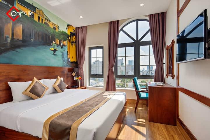 Capsule Danang | Deluxe Apartment
